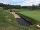 green side bunkers 9 sod